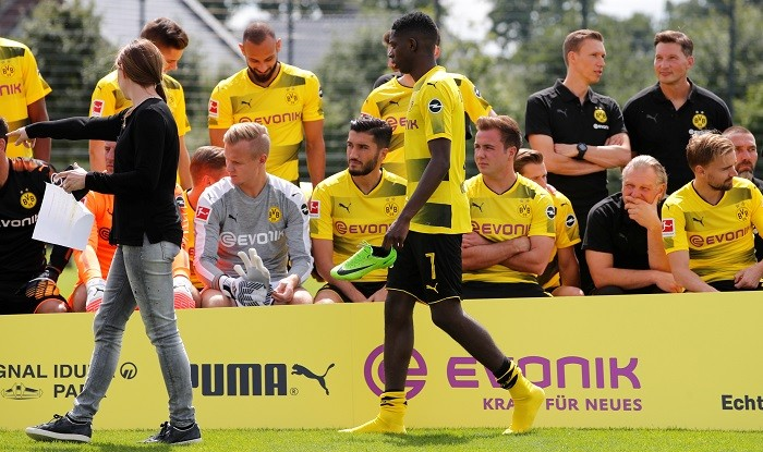 Ousmane Dembele, Borussia Dortmund, Barcelona