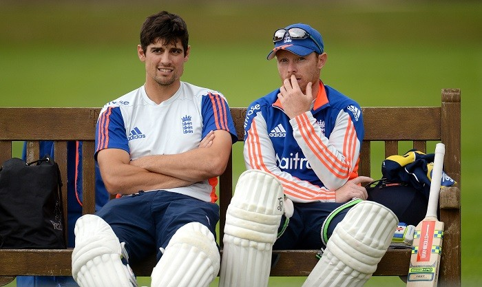 Alastair Cook-Ian Bell