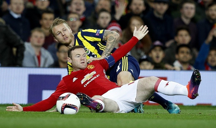 Xavi: Wayne Rooney is still one of the best players in Europe