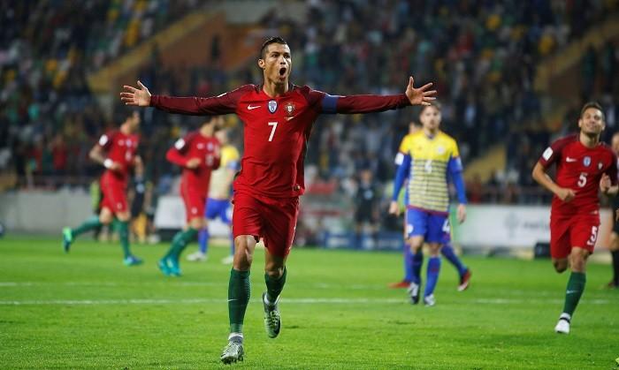 Cristiano Ronaldo Portigal