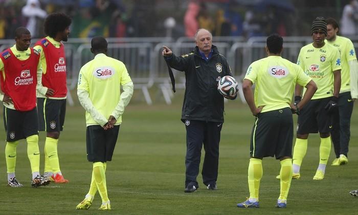 Brazil Luiz Felipe Scolari