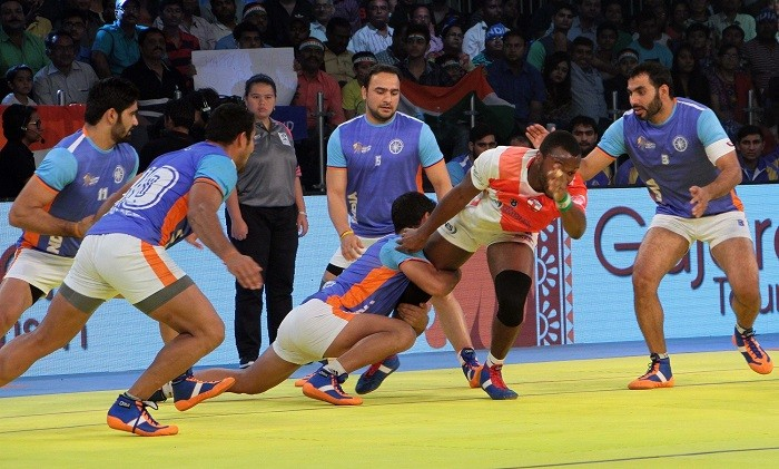 India England Kabaddi World Cup 2016