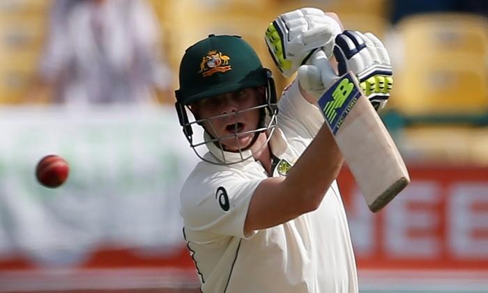 Steve Smith, India, Australia, 4th Test, Dharamsala