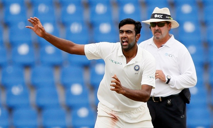 R Ashwin, India, Test matches