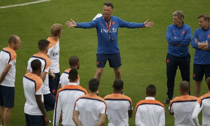 Louis Van Gaal Netherlands