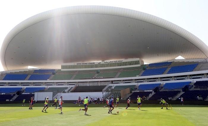 Zayed Cricket Stadium