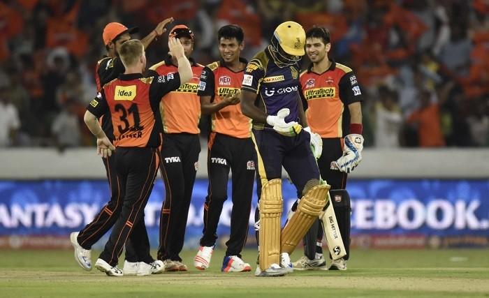Sunrisers Hyderabad Andre Russell KKR