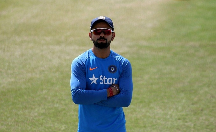 Kohli wins Wisden's 'Leading Cricketer' honour