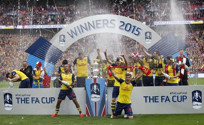 Arsenal FA Cup title