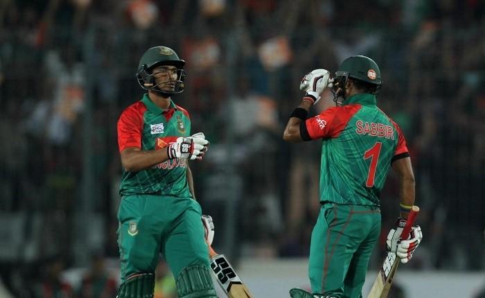 Mahmudullah Sabbir Rahman Bangladesh Asia Cup 2016