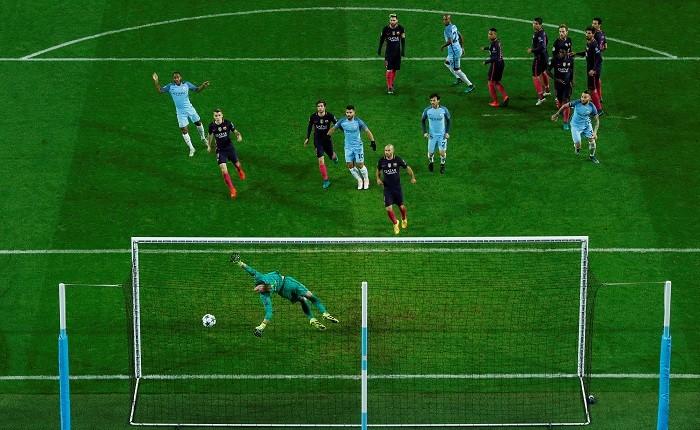 Kevin De Bruyne Manchester City Barcelona