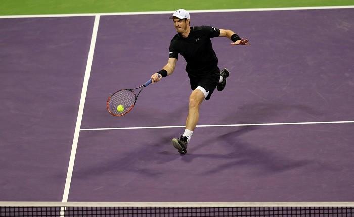 It's Murray vs Djokovic in Doha