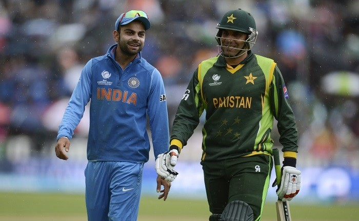 Virat Kohli Misbah India Pakistan