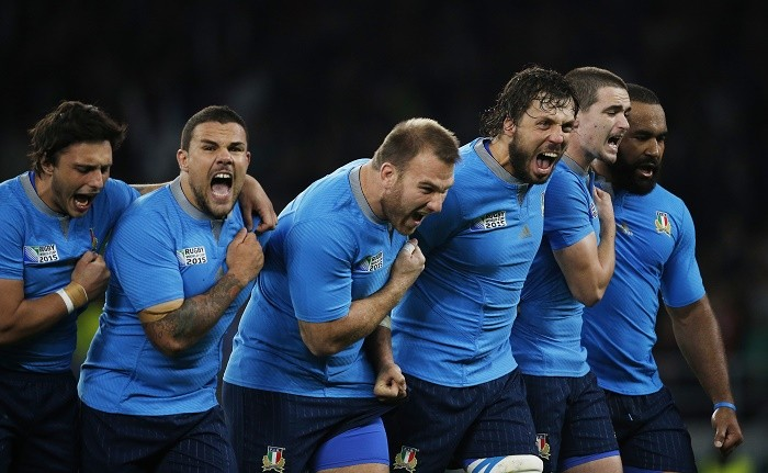 Italy Rugby Team