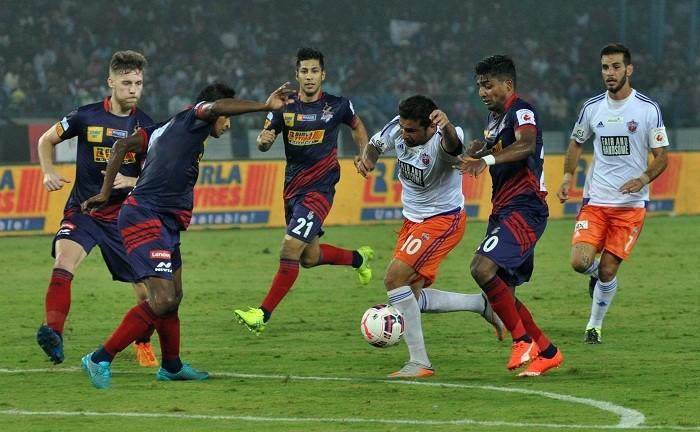 FC Pune vs Atletico de Kolkata