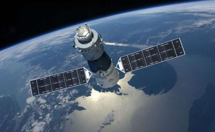 Tiangong-1 space station