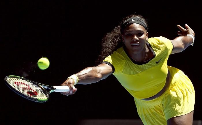 Serena Williams Australian Open 2016