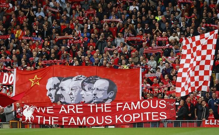 Anfield fans