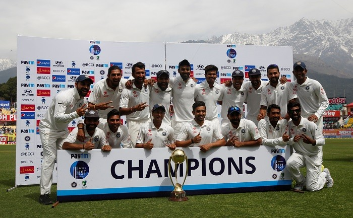 Australia, India, Border-Gavaskar Trophy, Test Series 2017, Virat Kohli