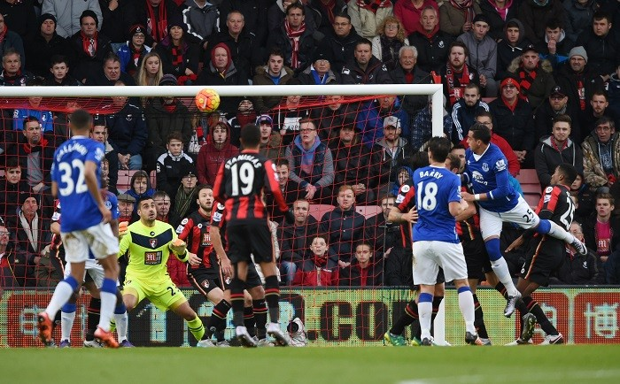 Bournemouth Everton