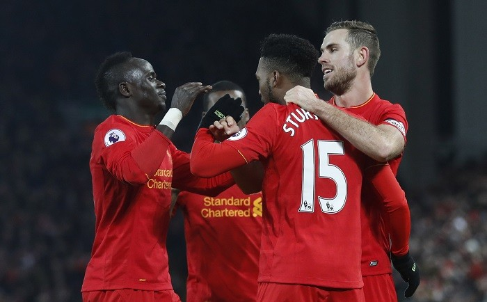 Liverpool edge City for win at Anfield
