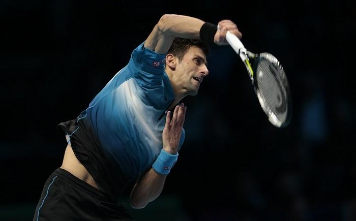 Novak Djokovic ATP World Tour Finals 2015