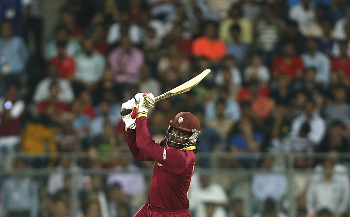 Chris Gayle West Indies World T20 2016