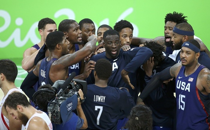 Rio 2016 Olympics men's basketball final live streaming ...