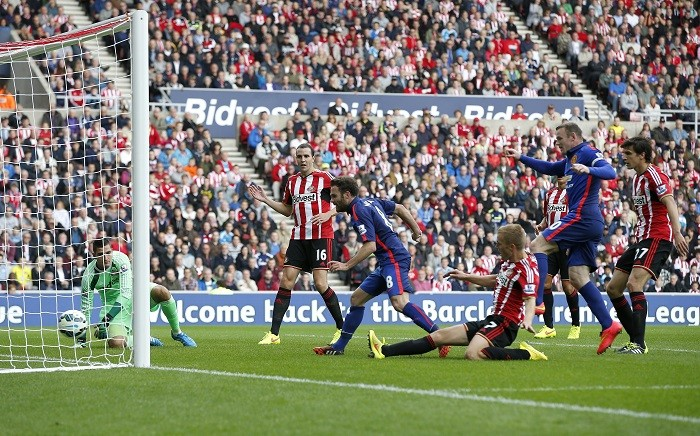 Juan Mata Manchester United Sunderland