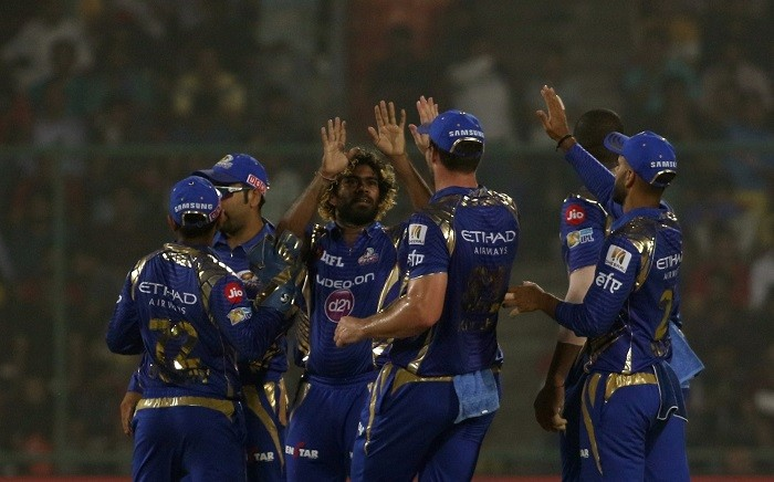 Mumbai Indians Malinga IPL 2017 playoffs Qualifier 1