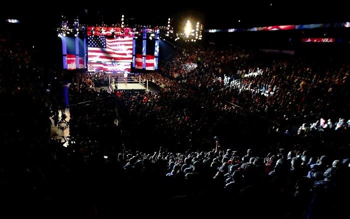 WWE in India