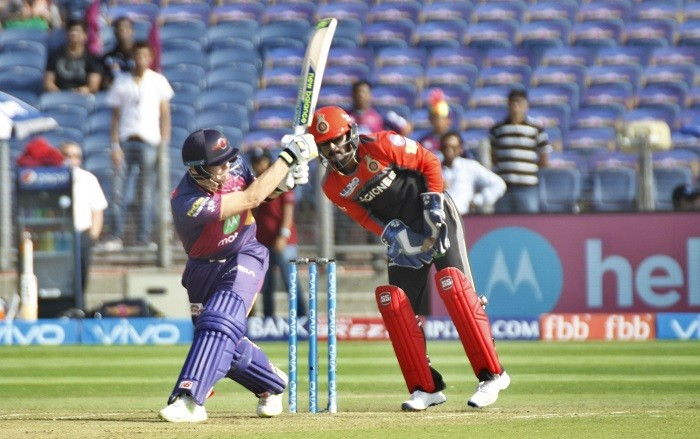 Steve Smith, RPS, Kedar Jadhav, RCB, IPL 2017