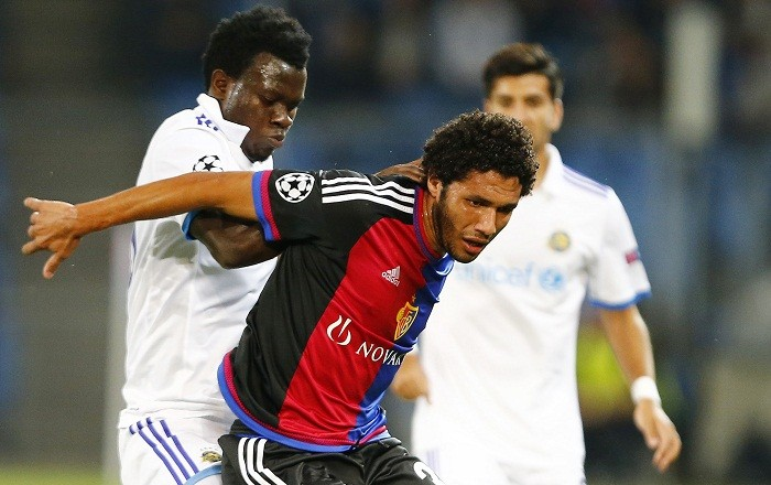 Mohamed Elneny FC Basel