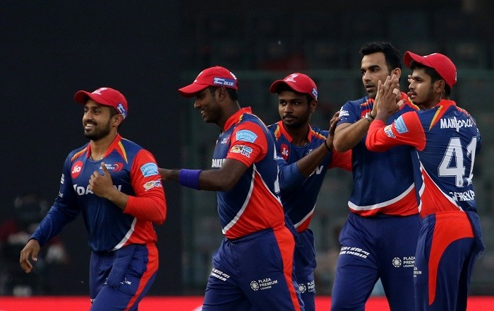 Samuels replaces de Kock for Delhi Daredevils