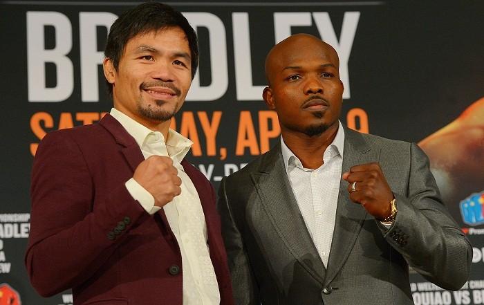 Manny Pacquiao vs Timothy Bradley