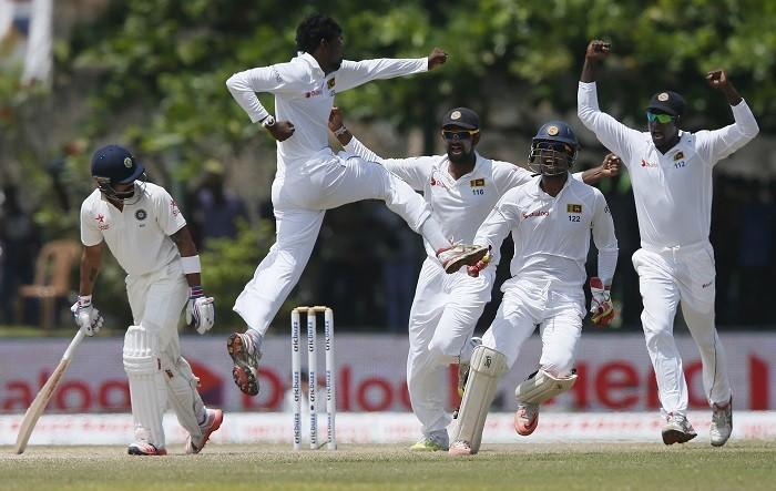 Tharindu Kaushal Sri Lanka Virat Kohli India