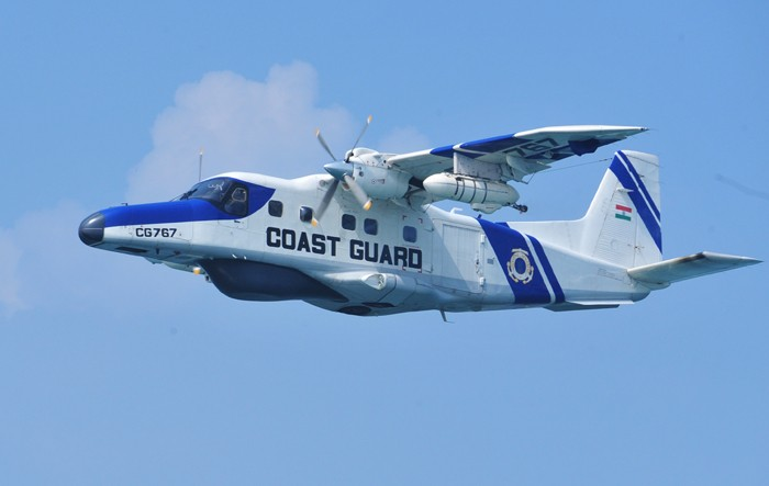 Indian Coast Guard's expansion plan