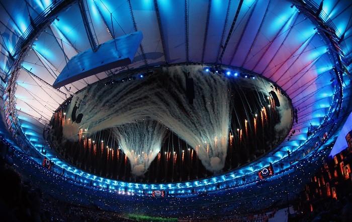 Rio 2016 Olympics Opening Ceremony Maracana