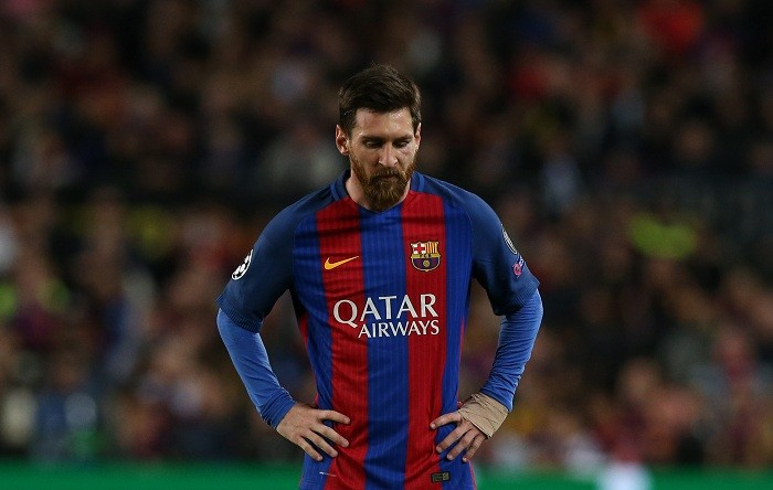 Messi 21-month sentence upheld