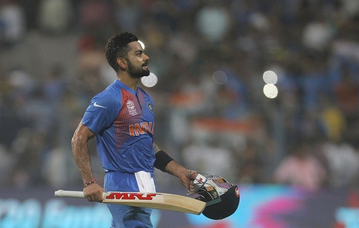 Virat Kohli India Pakistan World T20 2016