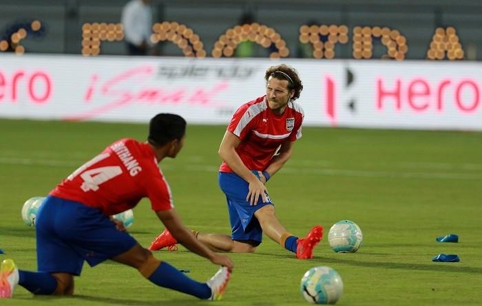 Diego Forlan Mumbai City FC