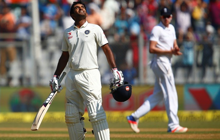 Abhinav Mukund picked in India's Test squad