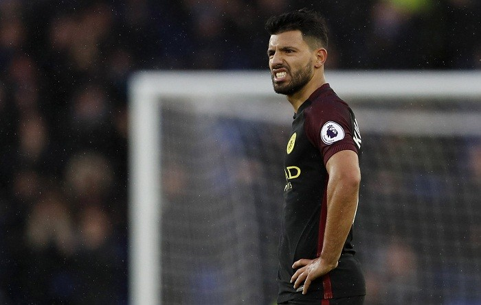 Confusion is king over Sergio Aguero's Man City future