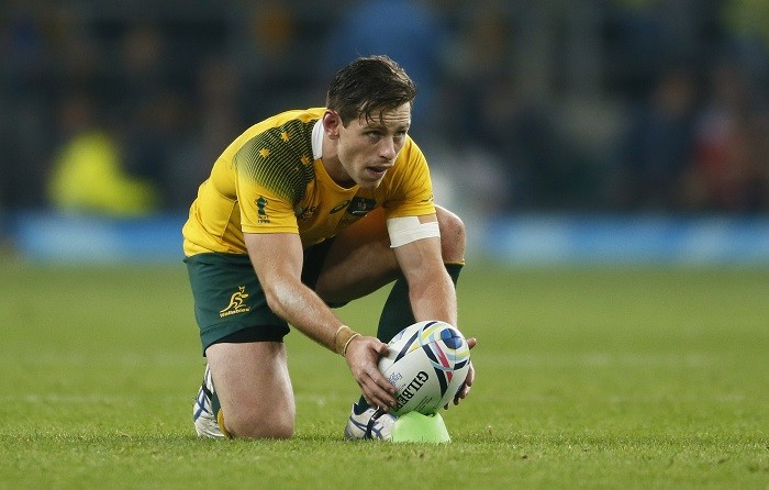 Bernard Foley Australia 2015 Rugby World Cup