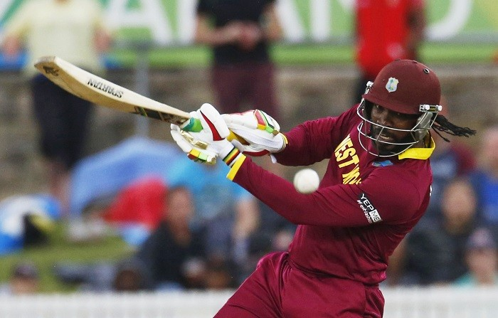 Chris Gayle West Indies World Cup