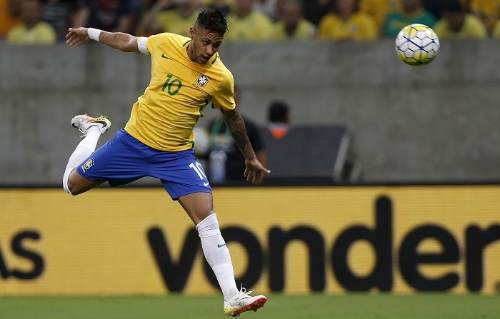 Colombia vs Brazil World Cup Qualifying CONMEBOL (1-1)