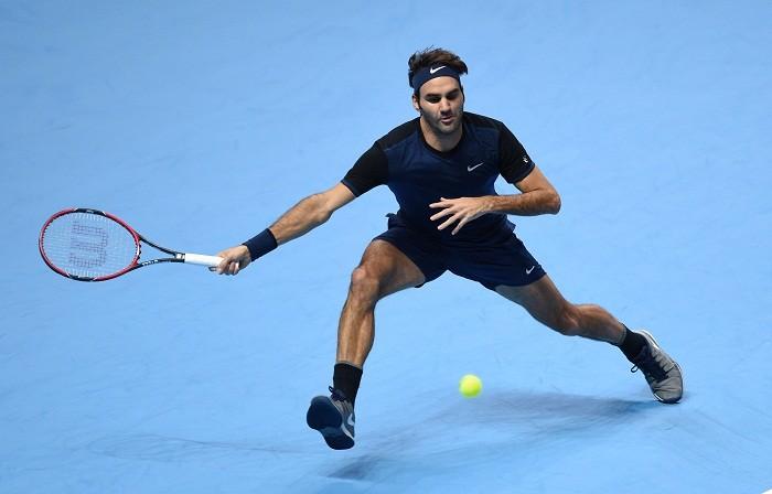 Roger Federer ATP World Tour Finals 2015