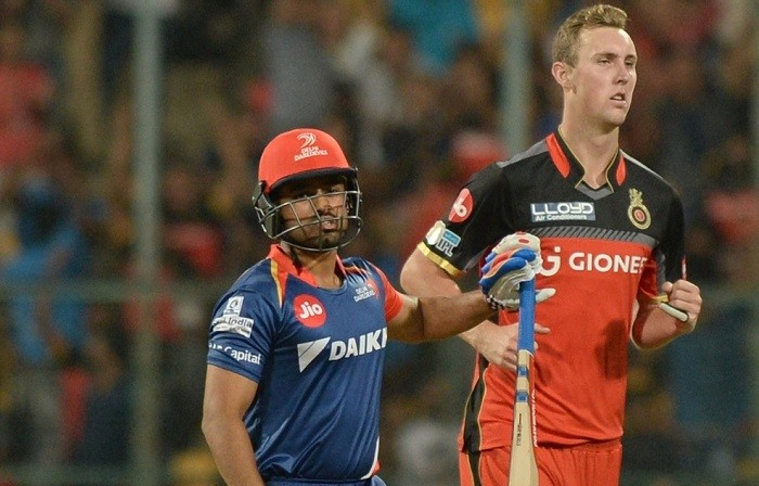 Delhi register 97 runs victory over Pune