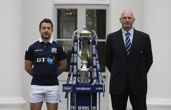 Greig Laidlaw, Vern Cotter, Scotland, Ireland, Six Nations