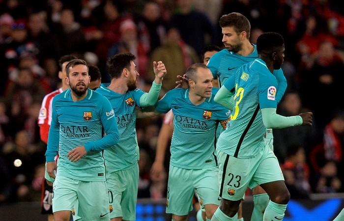 Barcelona, La Liga, Iniesta, Lionel Messi, football